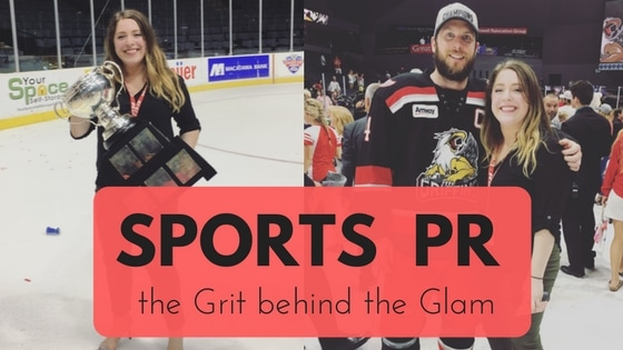 Sports PR: the Grit Behind the Glam